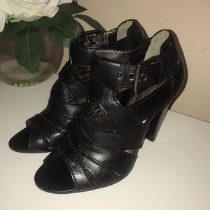 Coach Leather High Heels